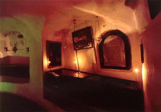 Тайна киевских пещер